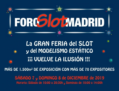 Velasor en Foro Slot Madrid