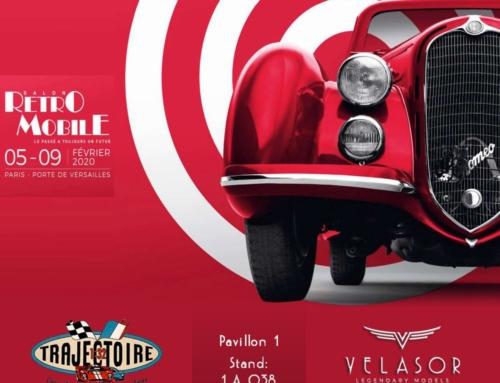 Velasor en RetroMobile París