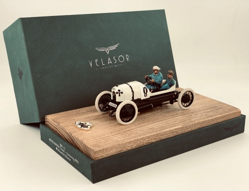 "NUEVO! Austro Daimler ""Sascha"" – Semmering Hillclimb 1922"