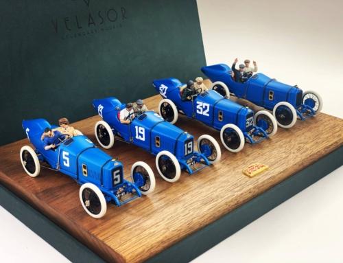 VLM 2 – Peugeot L45 – GP A.C.F. Lyon 1914