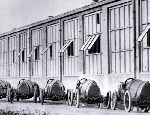 VLM 3 – Bugatti Brescia 100 aniversario